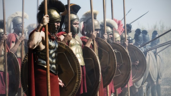 D3s1242 spartan soldiers at the battle of plaetea 600x338