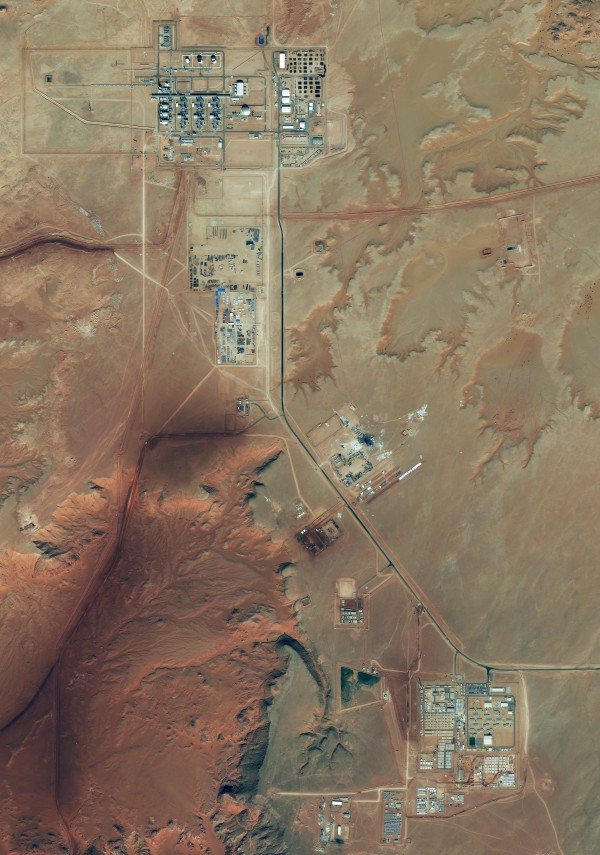 Siege in the sahara drone image 600x855